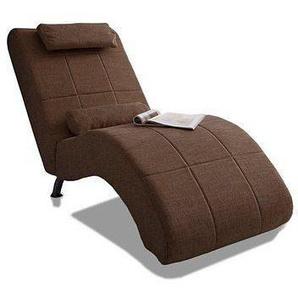 Relaxliege, braun, 66cm, FSC-Zertifikat, , , FSC®-zertifiziert, COLLECTION AB