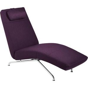 KEBE Relaxliege »Cosmo«, lila, 65cm