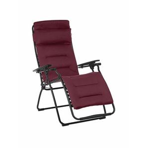 Relaxliege Futura Air Comfort Lafuma rot, 113x71 cm