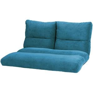 Relaxliege | grün | 159 cm | 87 cm | 188 cm | Möbel Kraft