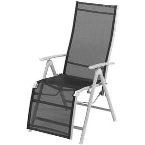 Relaxsessel Meike Mehrfach verstellbarer Rücken- und Fußteil