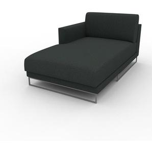 Relaxsessel Anthrazit - Eleganter Relaxsessel: Hochwertige Qualität, einzigartiges Design - 92 x 75 x 162 cm, Individuell konfigurierbar