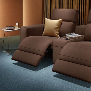 Relaxsofa BOVINO 2-Sitzer Couch Kino