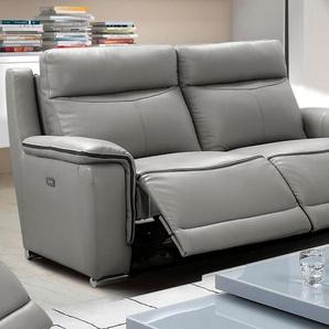 2 3 sitzer sofas aus echtleder preisvergleich moebel 24. Black Bedroom Furniture Sets. Home Design Ideas