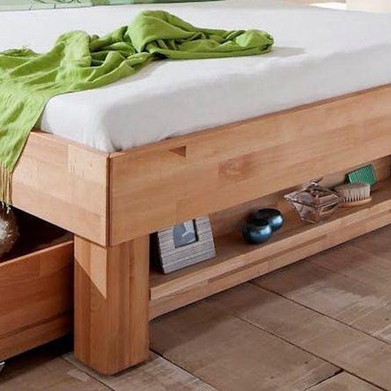 Relita Einlegeboden 100x10x6 cm beige Zubehör für Kleiderschränke Möbel Einlegeböden