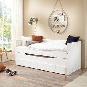 Relita Funktionsbett, Liegefläche 90x200 cm, weiß