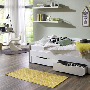 Relita Funktionsbett »Anna«, 90 x 200 auf 180 x 200 cm ausziehbar, mit 2 Schubladen