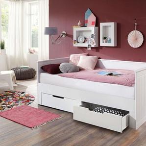 Relita Funktionsbett »Leonie«, 90 x 200 auf 180 x 200 cm ausziehbar, mit 2 Schubladen