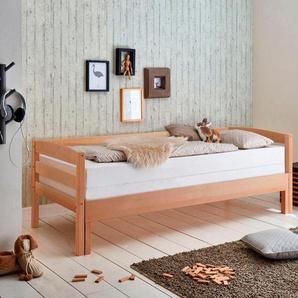 Relita Funktionsbett, mit Lattenrost und Auszug auf 180x200 cm