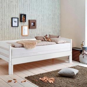 Relita Funktionsbett »Emilia«, mit Lattenrost und Auszug auf 180x200 cm