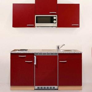 RESPEKTA Küchenzeile, mit E-Geräten, Gesamtbreite 150 cm