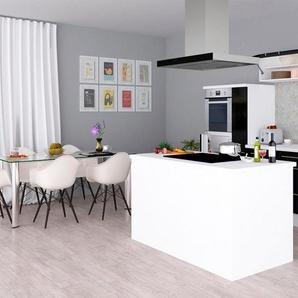 RESPEKTA Küchenzeile »RP310«, mit E-Geräten, Breite 310 cm