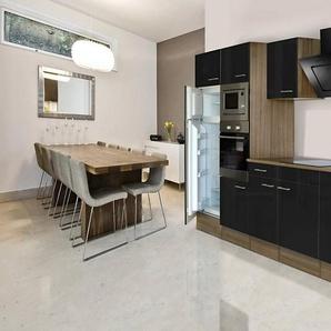 RESPEKTA Küchenzeile »York«, mit E-Geräten, Breite 330 cm