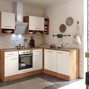 respekta L-Küchenblock Wildeiche