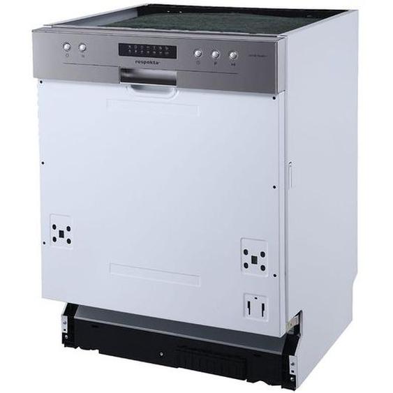 respekta teilintegrierter Einbaugeschirrspüler, »GSP60TiDMA++«, LED-Display, A++
