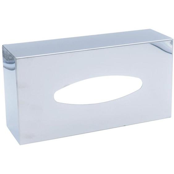 Papiertuchbox »Classic«, 26x7.8 cm (BxH), Ridder, Material Edelstahl