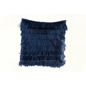 riess-ambiente.de Kissen dunkelblau 40x40cm