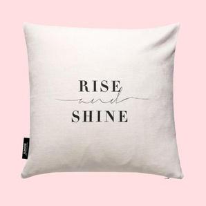 Rise and Shine- Kissen
