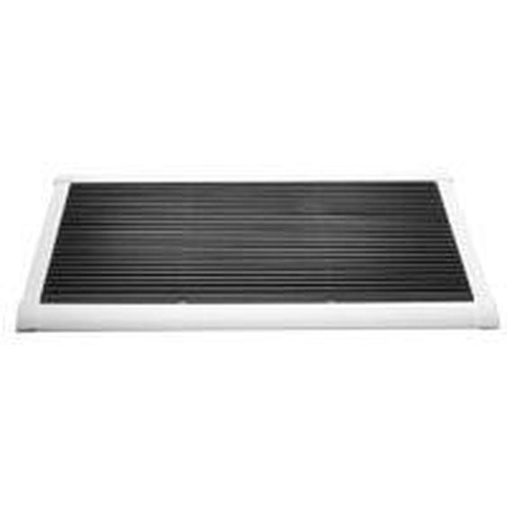 RiZZ - Fußmatte Outdoor 90 × 60 cm, weiß