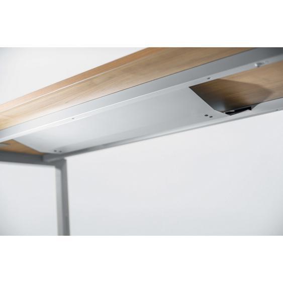 RKW S | Kabelkanal horizontal - Silber