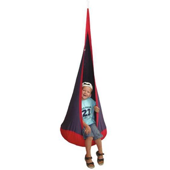 roba Hängesack, für Kinder ab 3 Jahren, mit aufblasbarem Kissen, 50 kg Belastbarkeit