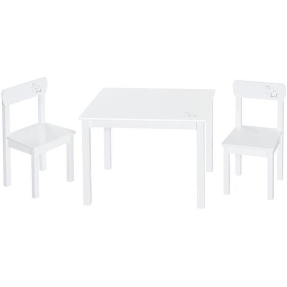 Roba Kindersitzgruppe - weiß   Möbel Kraft