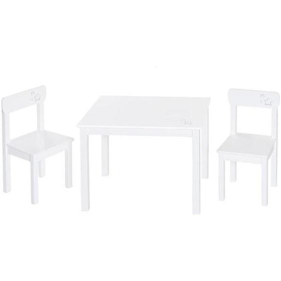 Roba Kindersitzgruppe , Weiß