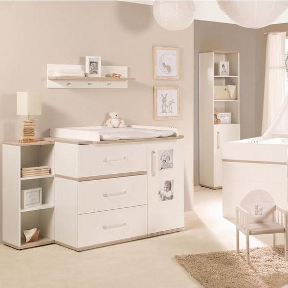 roba® Babyzimmer-Komplettset »Moritz«, (Set, 3-tlg), breit; Made in Europe