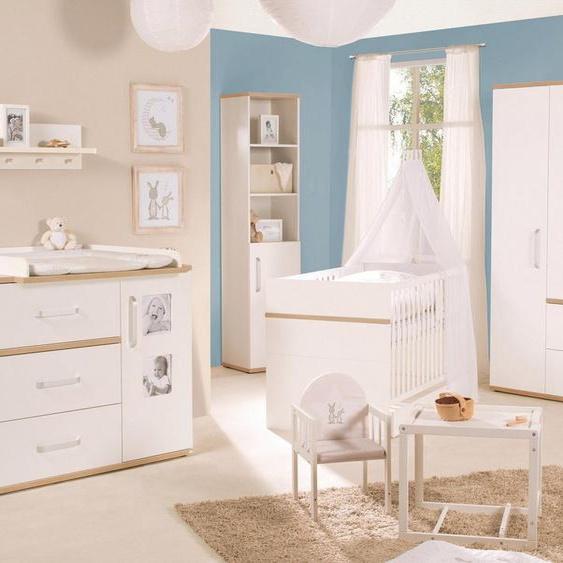 roba® Babyzimmer-Komplettset »Pia«, (Set, 3-tlg), breit