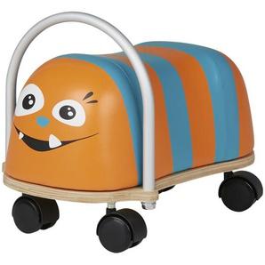 Roba Rutscher  Monster ¦ mehrfarbig ¦ Schaumstoffkörper lackiert, Metallgriff, Räder aus Kunststoff ¦ Maße (cm): B: 27 H: 32 T: 40 Baby  Spielen  Lauflerner » Höffner