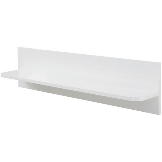 Roba Wandboard Weiß , 90x22.5x16.5 cm