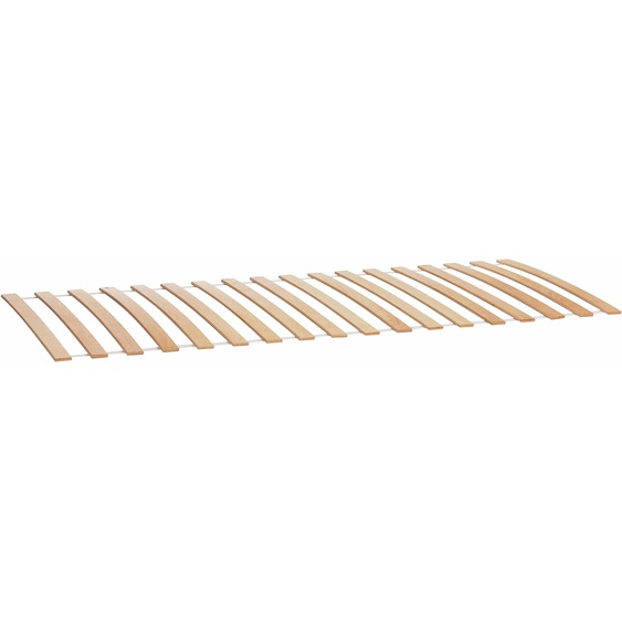 Roll-Lattenrost »STAPELLIEGE«, 90x190x10 cm (BxLxH), Müller SMALL LIVING, Material Birkenschichtholz