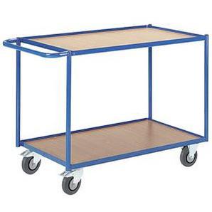 Rollcart Tischwagen blau 79,0 x 49,0 cm bis 300,0 kg