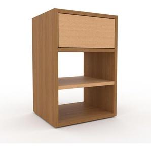 Rollcontainer Eiche - Moderner Rollcontainer: Schubladen in Buche - 41 x 61 x 35 cm, konfigurierbar