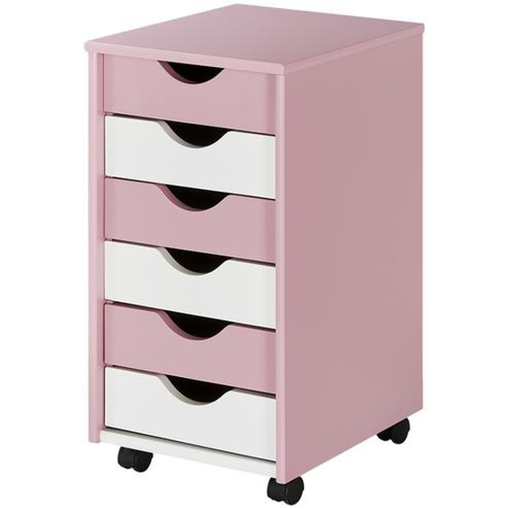 Rollcontainer  Isere ¦ rosa/pink