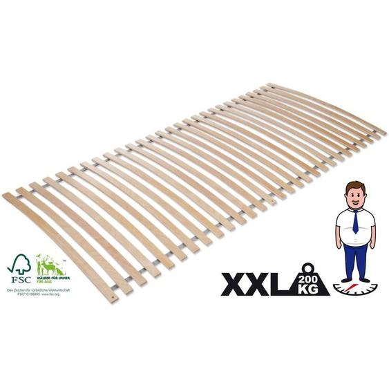 Rollrost, »Basic Comfort«, Jekatex, 28 Leisten, Kopfteil nicht verstellbar, Belastbar bis 200kg