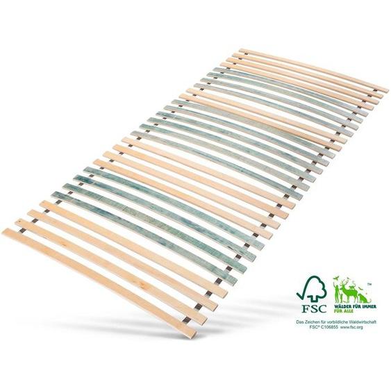 Rollrost, »7 Zonen Rollrost«, Jekatex, 28 Leisten, Kopfteil nicht verstellbar, bis 200 kg belastbar