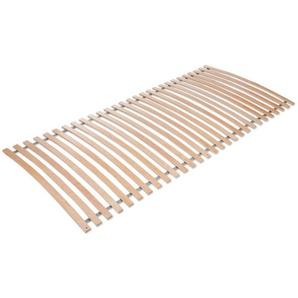 Rollrost, »Basic Comfort«, Wendre, 28 Leisten, Kopfteil nicht verstellbar, (1-tlg), Belastbar bis 150 kg