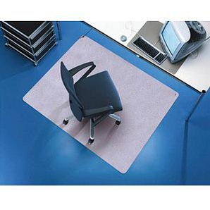 Rollt & Schützt Bodenschutzmatte für Teppich & glatte Böden Rollstat
