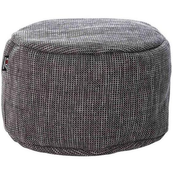 ROOLF Dotty Sitzsack Pouf Ø50 cm Dunkelgrau