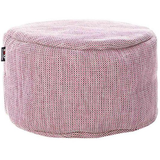 ROOLF Dotty Sitzsack Pouf Ø50 cm Rosa