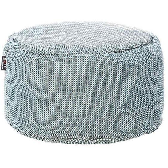 ROOLF Dotty Sitzsack Pouf Ø70 cm Blau
