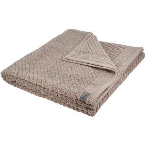 Ross Duschtuch | braun | 100% Baumwolle | 70 cm |