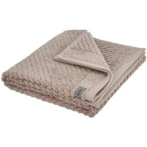 Ross Handtuch | braun | 100% Baumwolle | 50 cm |
