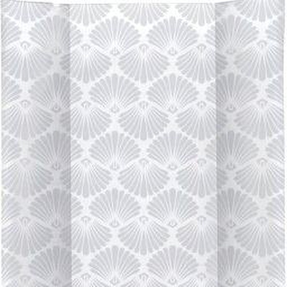 Rotho Babydesign Wickelauflage »Seashell Shape«, Keilform; Made in Europe
