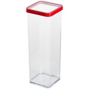 Rotho Dose quadratisch 2,0 l  Loft - Kunststoff - 10 cm - 28,5 cm | Möbel Kraft