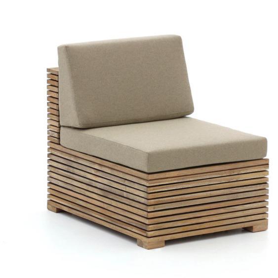 ROUGH-C Lounge Mittelelement 60 cm