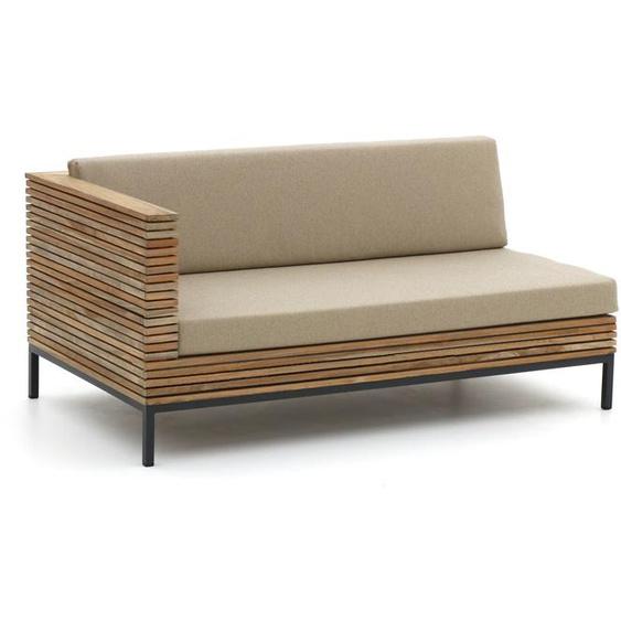 ROUGH-D Lounge Element rechter Arm 161 cm