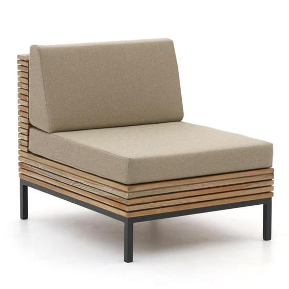 ROUGH-D Lounge Mittelelement 70 cm