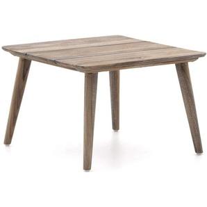 ROUGH-K Loungetisch 60x60x40 cm